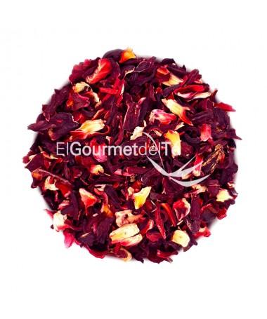 Té Egipcio Carcadé - jamaica - hibisco - granel