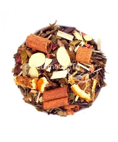 Luz de Amanecer - té blanco - granel
