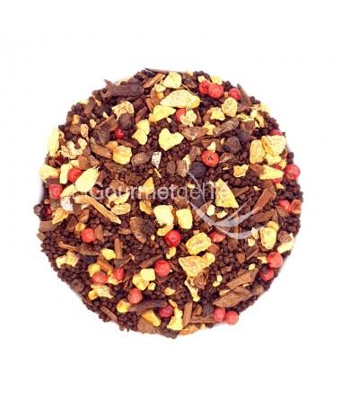 Té negro Chai Masala Superior - granel