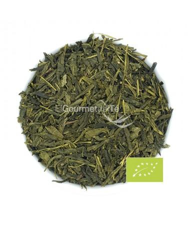 Té verde Earl Grey - Sencha (BIO) - granel