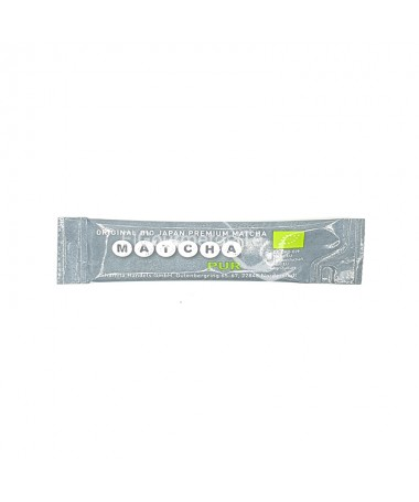 Té Matcha BIO (Japón -Ceremonial - PREMIUM) - monodosis 1 gr.